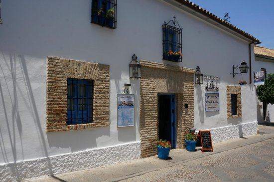 Las Casas de La Juderia: Hotel Eingang