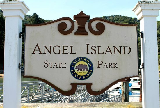 Angel Island State Park : Angel Island