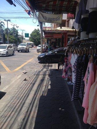باتايا, تايلاند: ตลาดนาเกลือ พัทยา