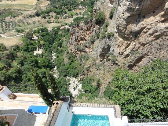 Hotel Montelirio: Aussicht aus dem Zimmer No. 1