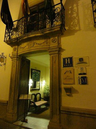 Hotel Montelirio: Eingang