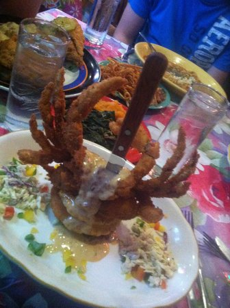 Jacques-Imo's Cafe: SOFT SHELL CRAB