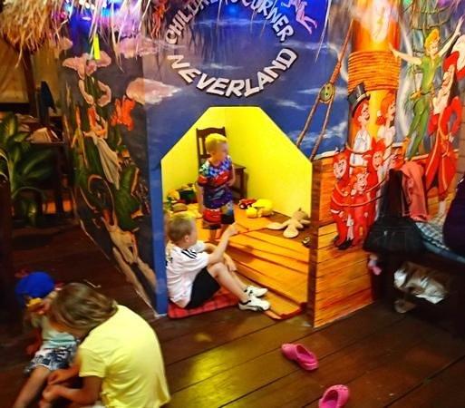 Coco Restaurant & Bar: Childrens corner