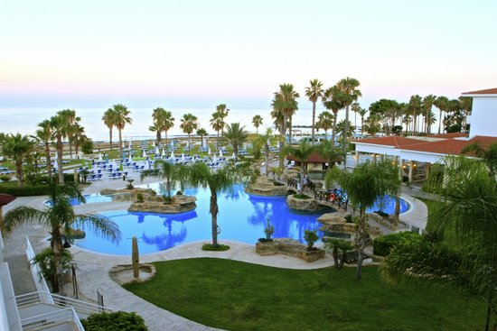 SENTIDO Cypria Bay : View from my room