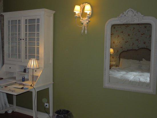 Hotel Spa Relais & Chateaux A Quinta da Auga: 雰囲気のいい調度