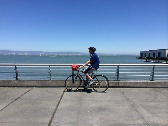 Streets of San Francisco Bike Tours: Bay Bridge