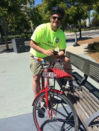 Streets of San Francisco Bike Tours : High viz