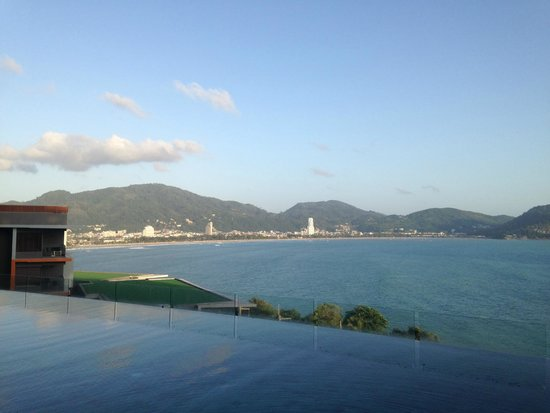 Kalima Resort & Spa : view from double pool room