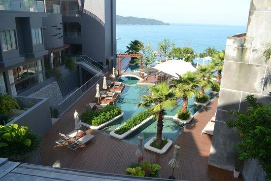 Kalima Resort & Spa: Main pool