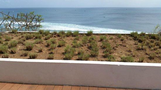 Anantara Uluwatu Bali Resort : Flower bed