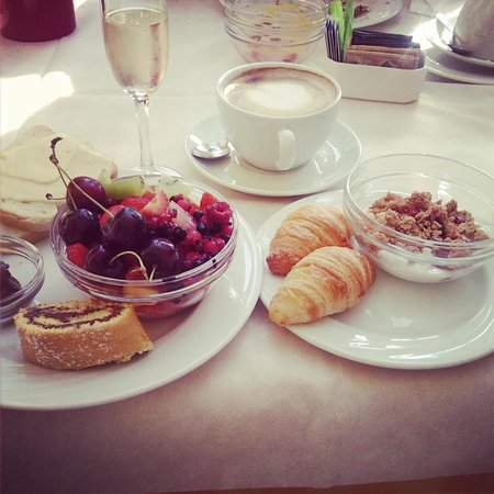 """Hotel Villa Anita: Un piccolo """"assaggio"""" della fantastica colazione!"""