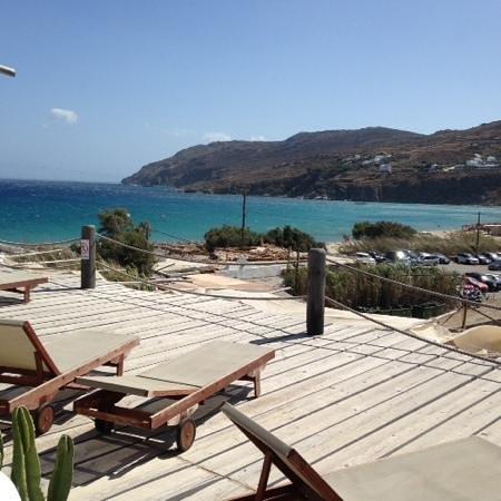 Seaside Studios & Houses: gorgeous views