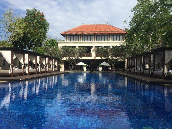 Conrad Bali: Conrad Suites' Pool