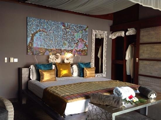 Indiana Kenanga Villas : the room we had