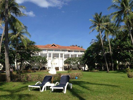 Centara Grand Beach Resort Samui : lobby สวย