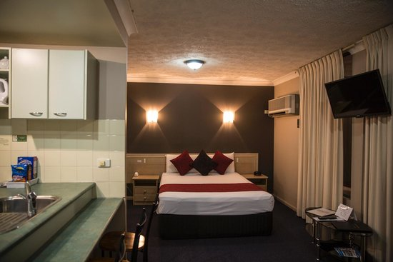 Albion Manor Apartments & Motel: Doulbe Room 2