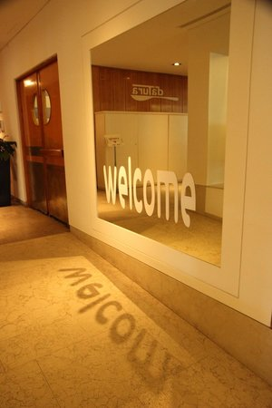 Best Western Plus Hotel Bologna : כניסה