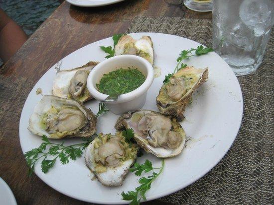 Ocean Grill Vallarta: Oysters