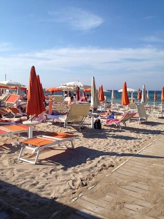 Oasi Le Dune Resort: la spiaggia