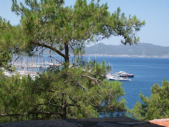 TUI Sensimar Marmaris Imperial Hotel: View from 313
