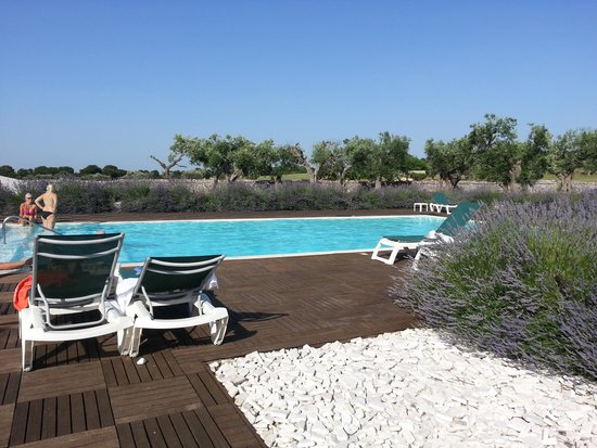Victor Country Hotel: piscina