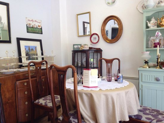 Sanctuary Cafe: Quirky Furniture