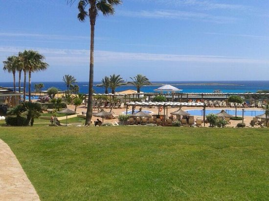 Insotel Punta Prima Resort & Spa : From South Pool