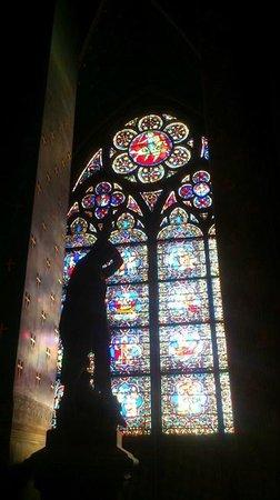 Notre-Dame de Paris: Inside