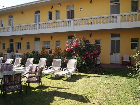 Casa De Avila - Para Viajeros: Zimmer zur Gartenseite