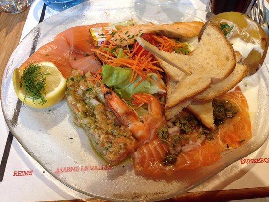 L'Édito : Déclinaison autour du saumon