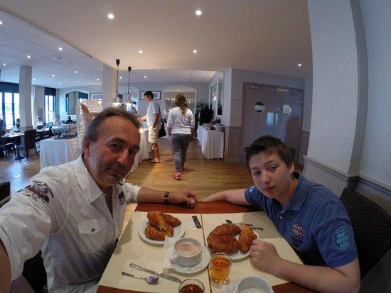 Beach Hotel : superb excellent breakfast
