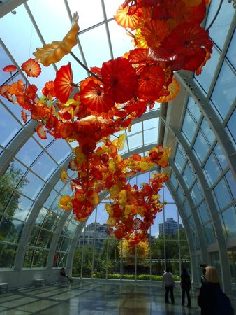 Chihuly Garden and Glass : Creation