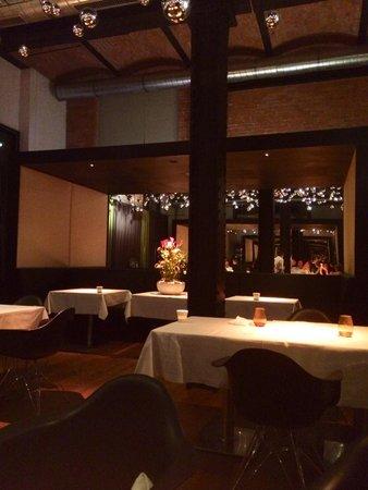 Restaurant Reinstoff: La salle de restaurant