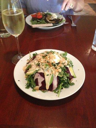 Cucina Restaurant and Wine Bar: Beet Salad