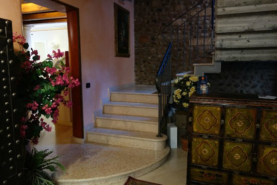 Residence Hotel Antico San Zeno: Stairs