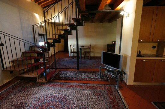Residence Hotel Antico San Zeno: Living Room