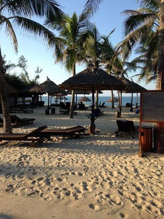Sunrise Premium Resort Hoi An Beach Vietnam
