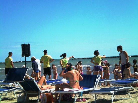 Club Family Hotel Executive: animazione in spiaggia