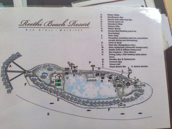 Reethi Beach Resort Maldives Tripadvisor