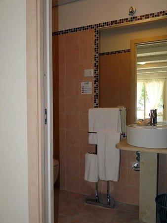 Hotel Aria di Mare: bagno