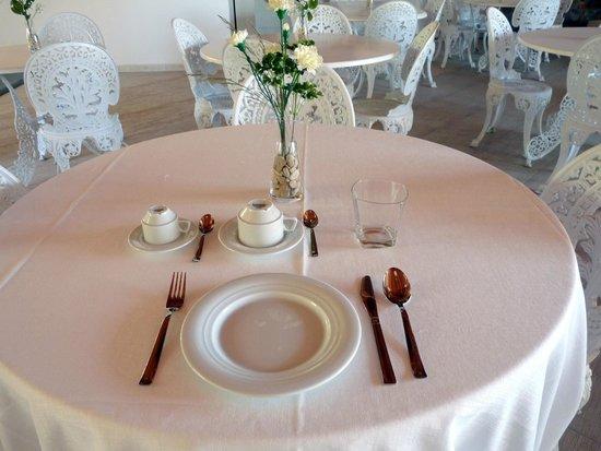 Hotel Aria di Mare: ristorante