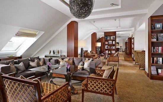 The Ritz-Carlton, Vienna : Club Lounge