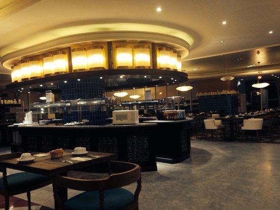 H10 Timanfaya Palace: Buffet