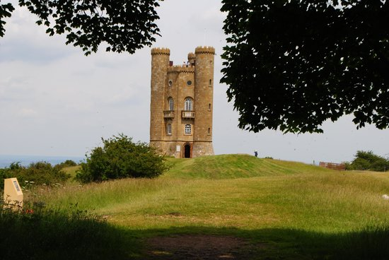 Broadway Tower: tower