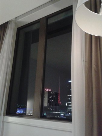 Rendezvous Hotel Melbourne: View from the room