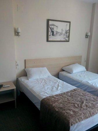 Hosta Park Hotel: Yataklarımız