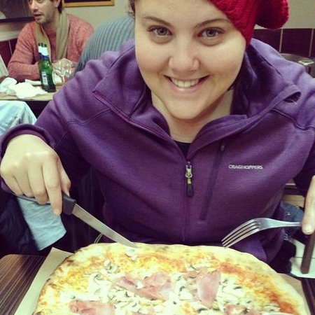 Pizza Rossi : Nom nom nom