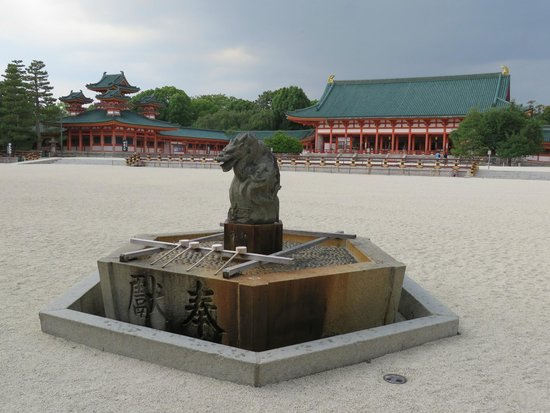 Heian Shrine 4