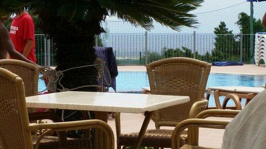 Parco Blu Club Hotel Resort : Piscina