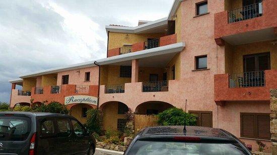 Parco Blu Club Hotel Resort : La struttura